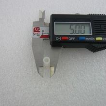 プラスチックスペーサー 外径Φ5  内径Φ3.2  長さL11mm   100pcs/set  ( PLASTIC SPACER  100pcs/set)