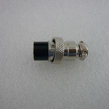 マイクコネクタ 2PIN プラグ ( MIC CONNECTOR 2PIN PLUG )