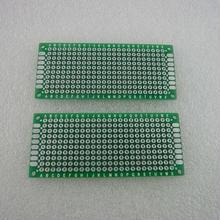 両面ユニバ-サル基板 ( 70×30 ) 2枚セット ( UNIVERSAL PCB SET ) 2pcs/set