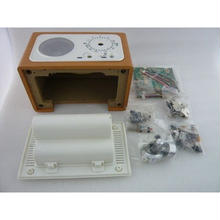 在庫1セット限り:RA-600 KIT+RA-600完成品 AM/FM/SW ラジオ