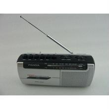 AM / FM付 RADIO CASSETE RECORDER   ZHW-6500-PANDA