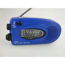 防災ラジオ KIT-006D 完成品