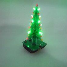 LEDクリスマスツリー 完成品  ( LED Cristmas Tree )