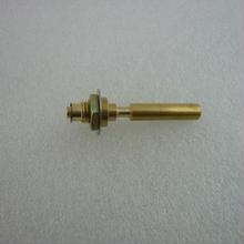 ラジオ用 DIAL回転軸(外用)黄銅製