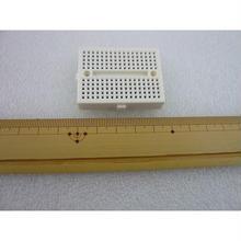 ミニブレッドボ-ド  SYB-170-W  ( MINI BREAD BOARD SYB-170-W )
