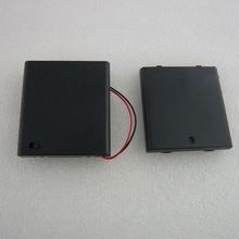 電池ホルダーSW付 単3-4本用  ( AA-Size 4pcs Battery Holder with Switch )