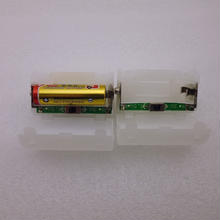 TECSUN製 単3→単1変換電池アダプタ 2個組 ( UM3→UM1 CHANGE Battery  Holder )