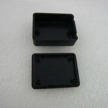 MINI PLASTIC CASE  47×37×18 mm    色:黒