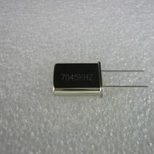 7045KHz HC-49U Type 水晶振動子   (X'TAL 7045KHz HC-49U TYPE)