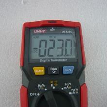 UNI-T社製  ポケットサイズ   デジタルテスター UT125C