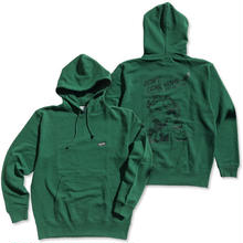 "CREIGHT  ""SPARTA MOM"" / DARK GREEN"