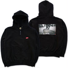 """【LimitedEdition】CREIGHT""""LIVE TO RIDE . RIDE TO LIVE""""ZipUp/BLACK"""