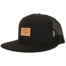 "CREIGHT  CUSTOMWORKS""CLASSIC TRUCKER CAP""(SQ) / BLACK"