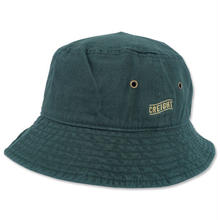 "CREIGHT  ""Bucket Hat"" / DARK GREEN"