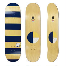 "dear, x Polar ""BLOCK STRIPE DECK""/8.375inch/NAVY"