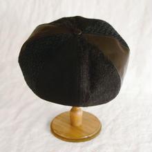 Black assort beret