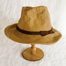 Aluminum hat