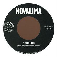 """(7"""") NOVALIMA / COMO YO / SANTERO           <world / afro peru>"""
