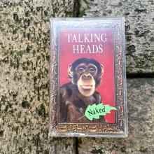 (TAPE) Talking Heads ‎/ Naked   <rock / nw>