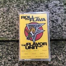 (TAPE) The Flavor Unit MCs ‎/  Roll Wit Tha Flava   <HIPHOP / RAP>