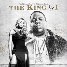 (2LP) Faith Evans And The Notorious B.I.G / The King & I      <HIPHOP / R&B>