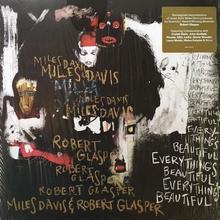 (LP/ used) Miles Davis & Robert Glasper /  Everything's Beautiful  <R&B / HIPHOP / JAZZ>