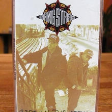 (TAPE) GANGSTARR / Step In The Arena