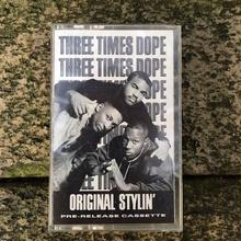 (TAPE) Three Times Dope ‎/ Original Stylin'  <HIPHOP / RAP>