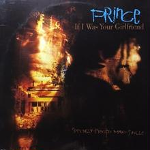 """(12"""" / used) PRINCE / If I Was Your Girlfriend   <FUNK / Soul / Boogie>"""