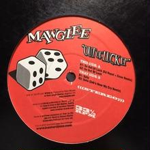 """(12""""/ used) MAWGLEE / Out of Luck EP  <break beats>"""