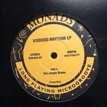 "(12""/ used) Monads presents / Voodoo Rhythm EP  <tribal / house / rock>"