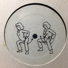 """(12""""/used) GUILLAUME & THE COUTU DUMONTS  / MY MAIN MAN EP    <house >"""