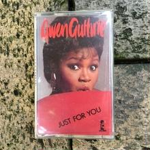 (TAPE) Gwen Guthrie ‎/ Just For You   <SOUL / Boogie>
