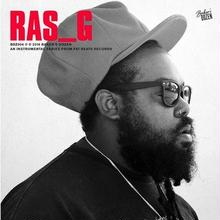 (LP/ used) RAS G / Baker's Dozen        <HIPHOP / BreakBeats>