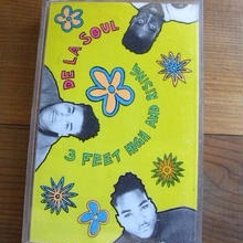 (TAPES) DE LA SOUL / 3 Feet High And Rising