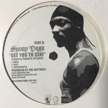 """(12"""" /used) SNOOP DOGG / Get You To Stay   <HIPHOP / RAP / G-RAP>"""