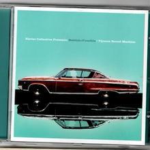 (CD)  BOTICH + FUSSIBLE / Tijuana Sound Machine         <world / mexico / latin / electronics/house>