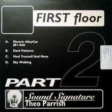 (2LP) THEO PARRISH / First Floor part2