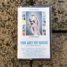(TAPE) The Art Of Noise ‎/ In Visible Silence  <Electronic / breakbeats>