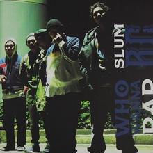 (CD) RC SLUM / Who Wanna Rap           <HIPHOP/RAP/JPN>
