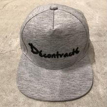 D18003《3D Melange  CAP》C/#MELANGE GRAY