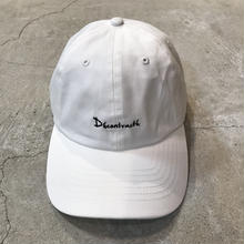 D18018《6panel  CAP》C/#WHITE