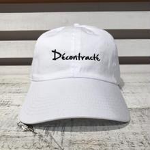 D17014《6panel  CAP》C/# WHITE