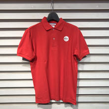 D15-T-003《Wappen Polo Shirt》C/# RED
