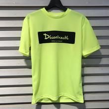 D16SS-009《Box Logo Dry Tshirt》C/# NEON YEL×BLK
