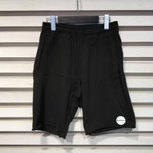 D15-HP-001 《Wappen Sweat Half Pants》C/# BLACK