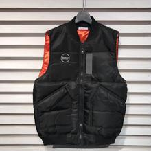 D16SS-001 《MA-1 Vest》C/# BLACK