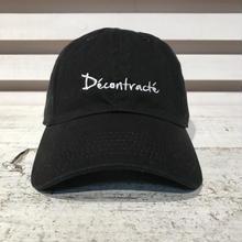 D17014《6panel  CAP》C/# BLACK