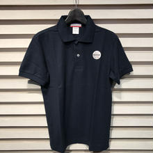 D15-T-003《Wappen Polo Shirt》C/# NAVY