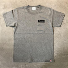 D18006《Pocket Tshirts》C/# GRAY